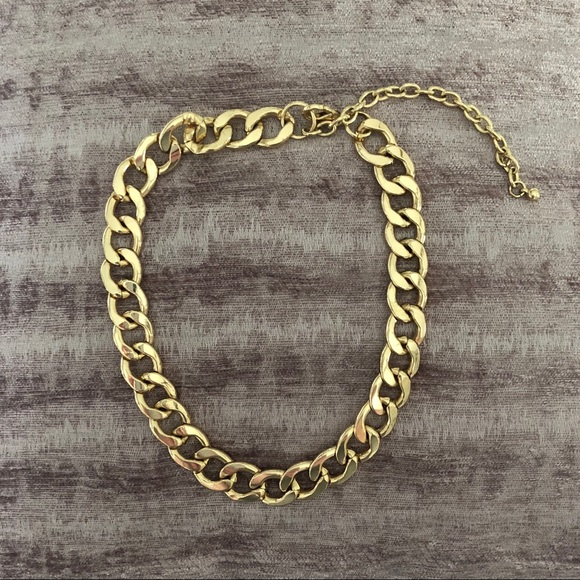 H&M Jewelry - H&M Gold Chain Necklace